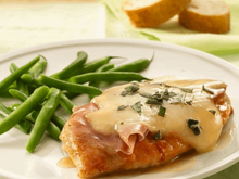 Chicken Saltimbocca Luncheon