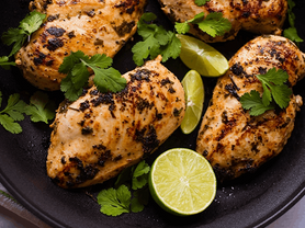 Tasty Table Catering | Cilantro Lime Chicken
