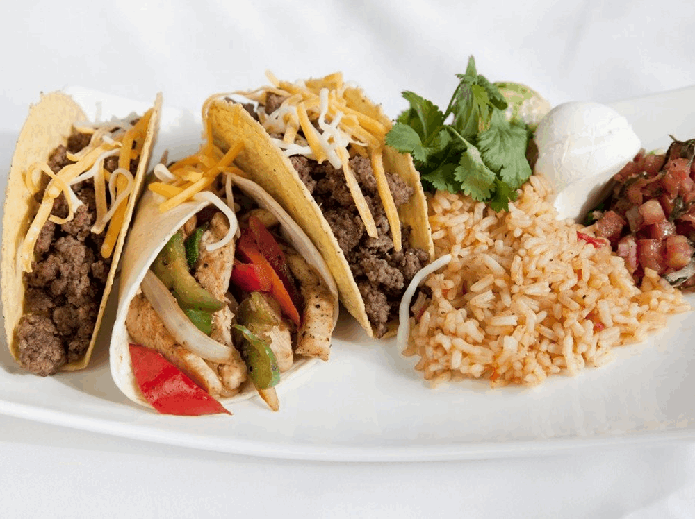Tasty Table Catering | Authentic Fajita Bar Luncheon