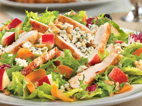 Harvest Salad with Chicken