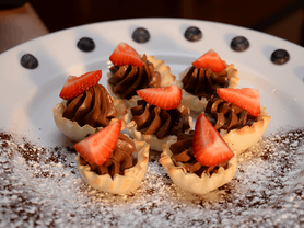 Upscale Desserts from Tasty Table Philadelphia Event Catering