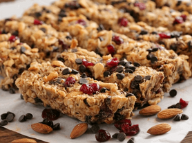 Trail Mix and Granola Bars from Tasty Table Philadelphia Event Catering