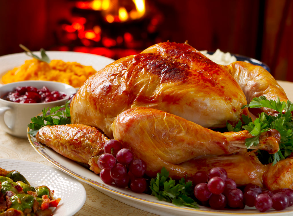 Holiday Traditional Turkey Dinner