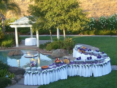 Weddings and Receptions Drop Off  Catering Services from Tasty Table Philadelphia Event Catering