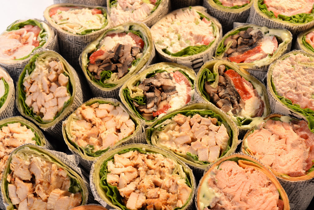 Tasty Table Catering | Corporate Catering | Everything a Wrap