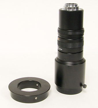 Instructions for Assembling the MAC Package and Macro Zoom Lens Systems