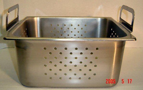 Branson 5800 Perforated Tray - Ultrasonic Accessory