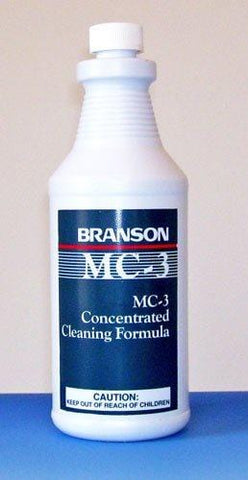 Branson MC-3 Metal Cleaner