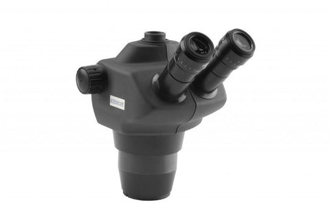 NZ series trinocular body w/ ESD finish & w/ 10x eyepieces; 45 degree inclined eyepieces.
