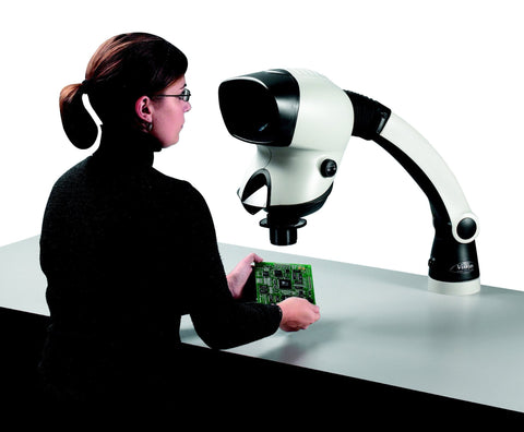 mantis microscope for circuit board inspection