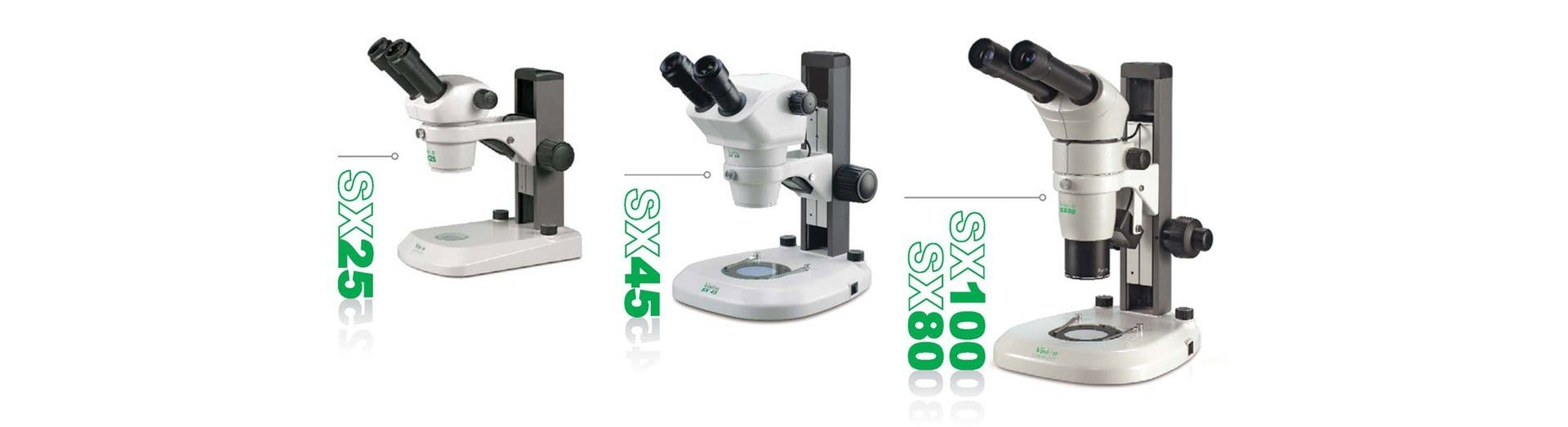 SX Vision Eng microscope