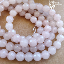 Shaded Off white Colour Round Agate Beads string - 8mm (Approx. 45 Pieces) - Utopian Craftsmen