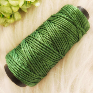 Light Shade of Green  Colour Cone Thread for Weaving & Knitting - Approx 125 metres. - Utopian Craftsmen