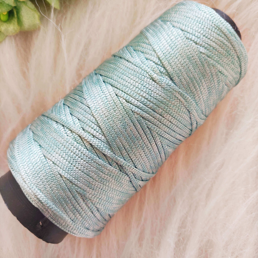 Shaded Colour Cone Thread for Weaving, crochet & Knitting