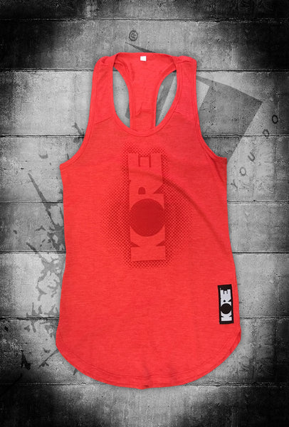 Halftone Ladies Racer back