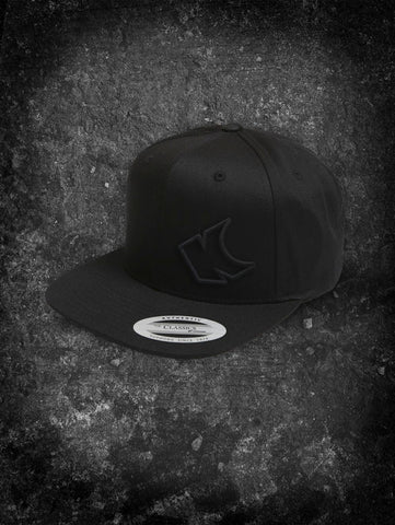 Back In Black K Flexfit Cap