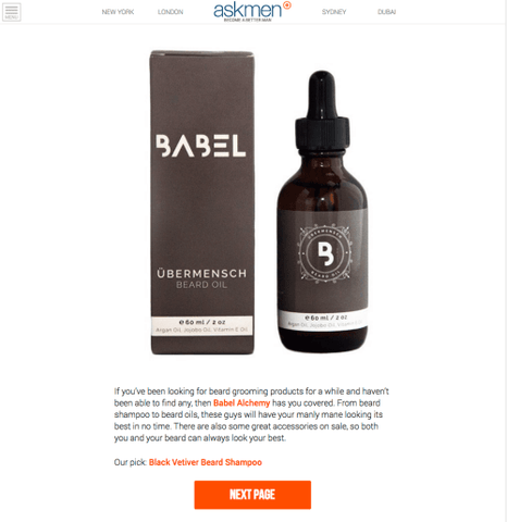 ASKMEN REVIEW BABEL ALCHEMY UAE