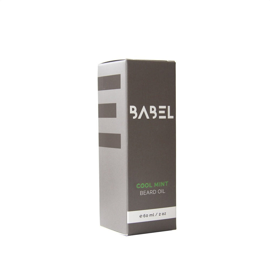 Cool Mint Beard Oil - Babel Alchemy®