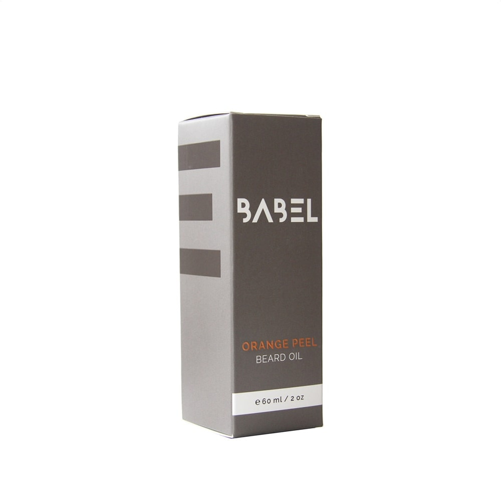 Orange Peel Beard Oil - Babel Alchemy | Dubai, UAE