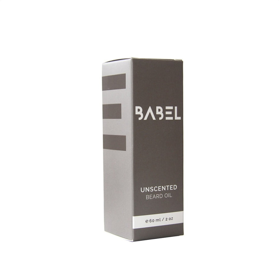 Unscented Beard Oil - Babel Alchemy®