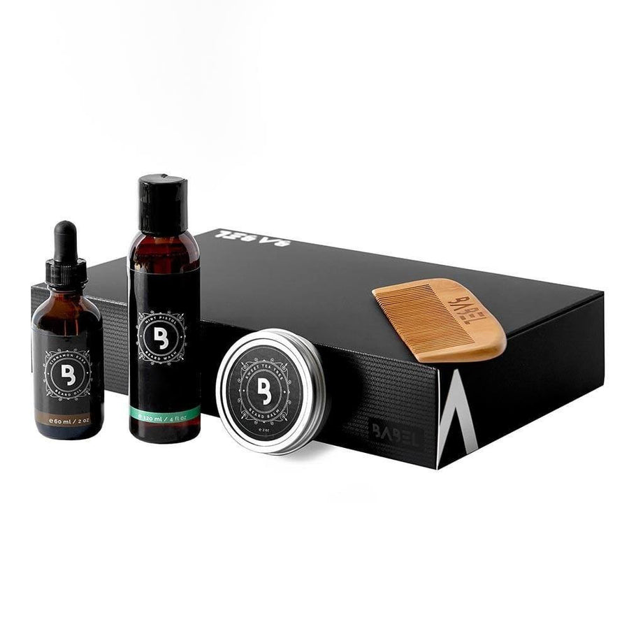 """Black Box"" Grooming Kit - Babel Alchemy®"
