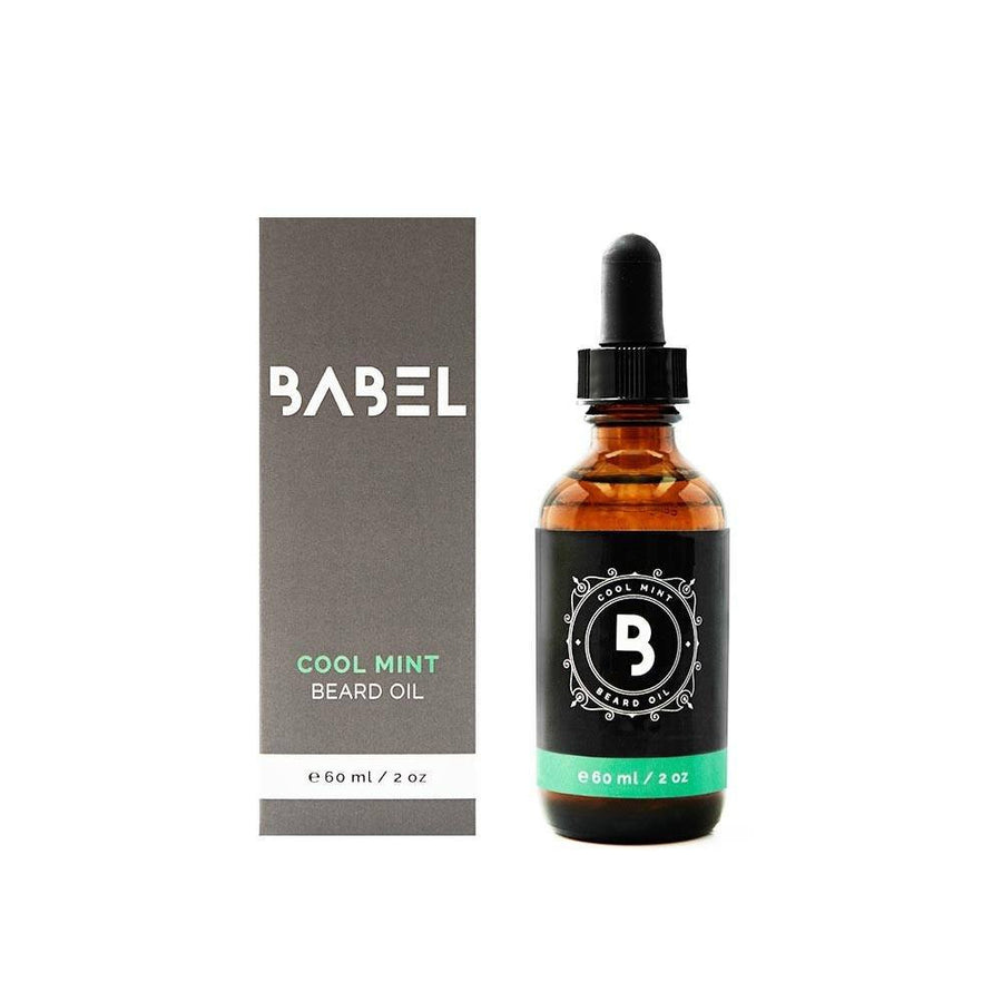 Cool Mint Beard Oil - Babel Alchemy | Dubai, UAE