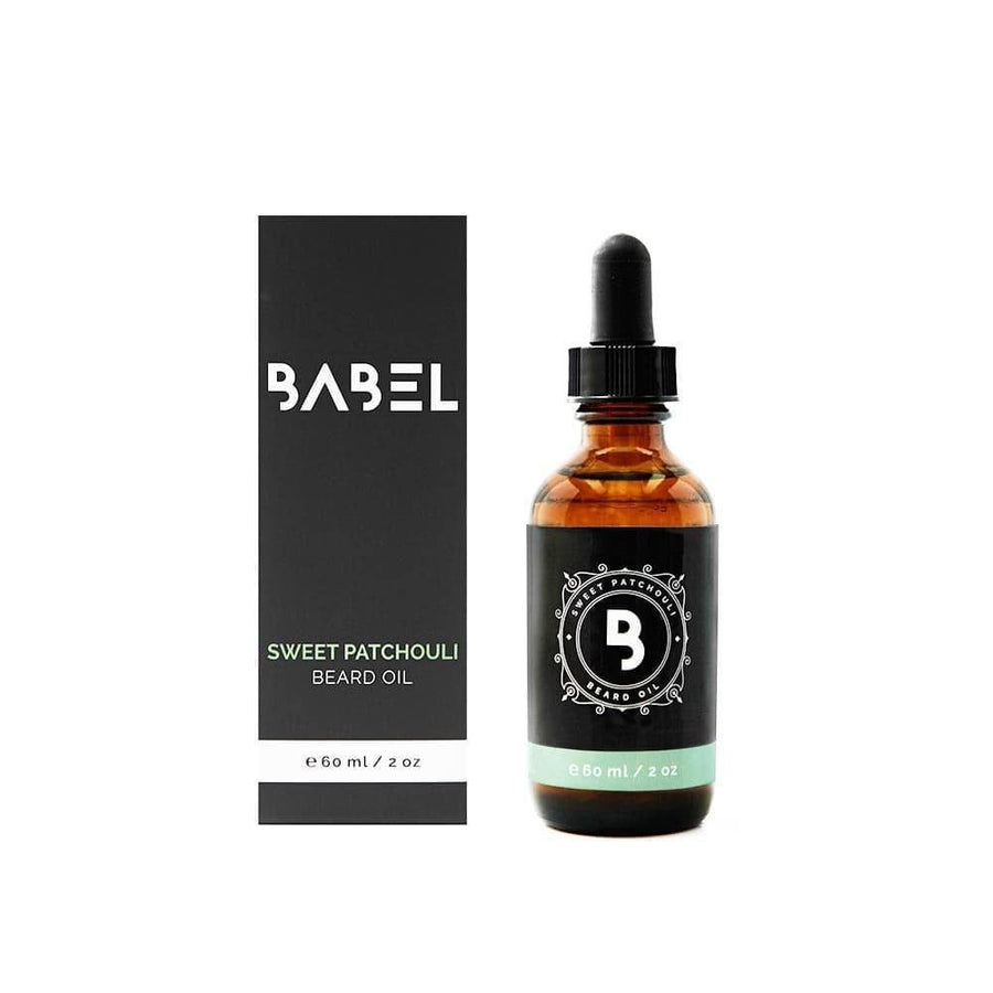 Sweet Patchouli Beard Oil - Babel Alchemy | Dubai, UAE