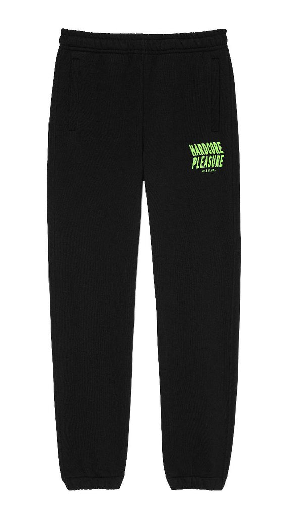 MISBHV, HARDCORE PLEASURE 2018 Sweatpants Black
