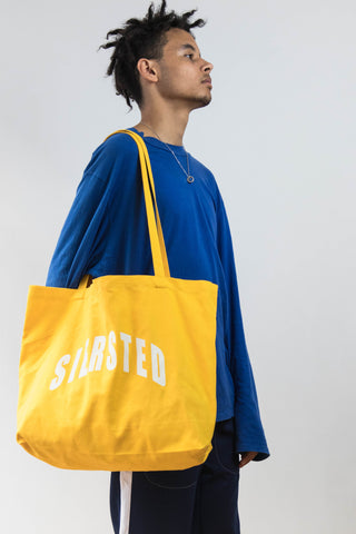 SIERSTED 'SUPERMARCHÉ BAG, YELLOW'