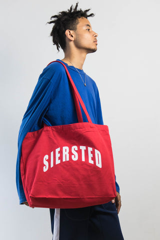 SIERSTED 'SUPERMARCHÉ BAG, RED'