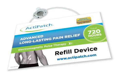 ActiPatch® Refill Device - 720 Hours