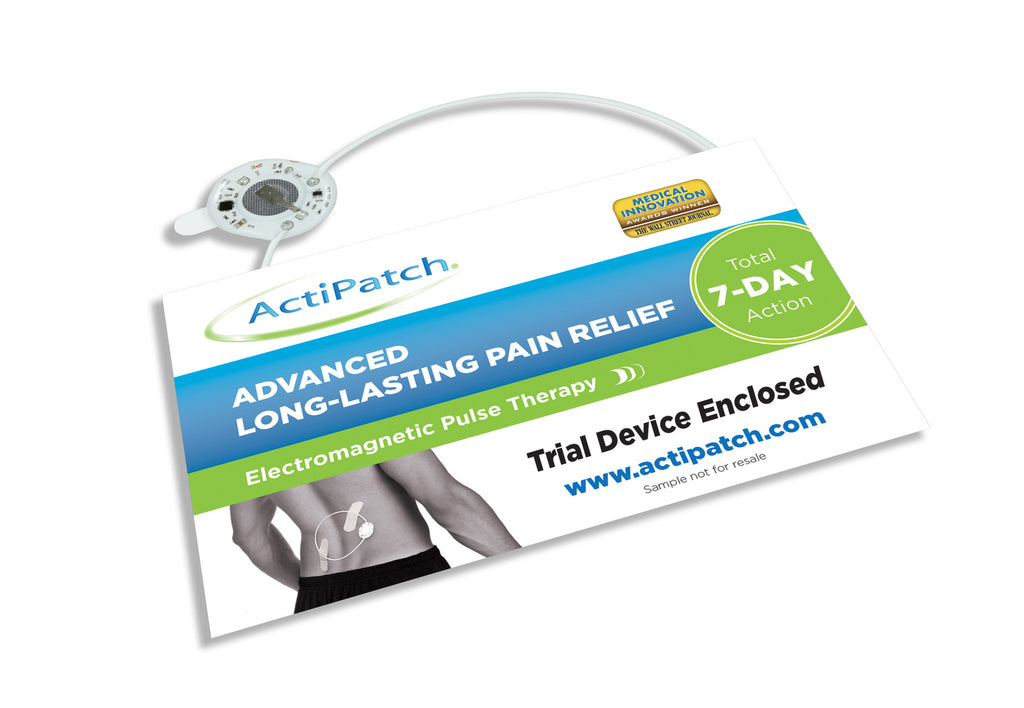 ActiPatch® Pain Relief 7-Day Trial