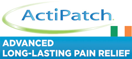 ActiPatch® Pain Relief - Ireland