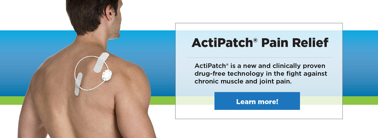 Actipatch pain relief