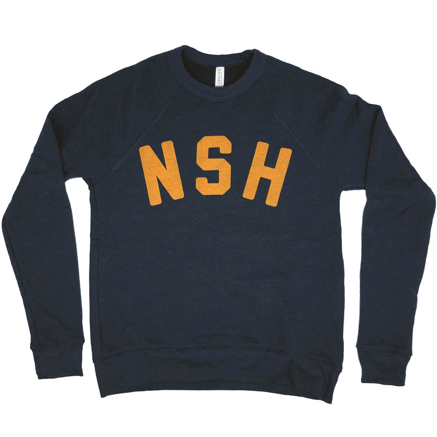 NSH Vintage Crewneck Fleece