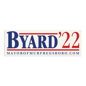 Byard for Mayor