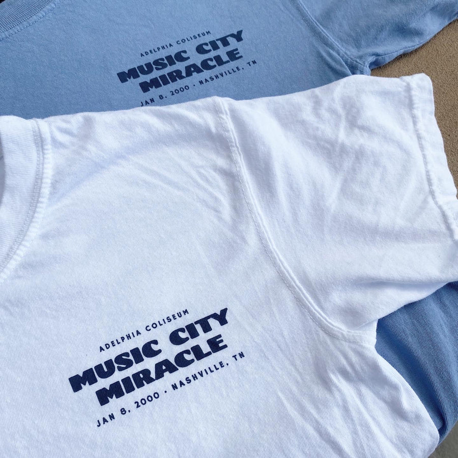 It's a Music City Miracle Tee