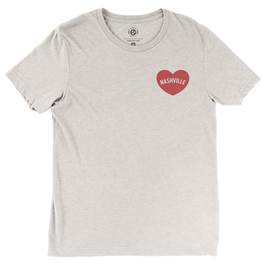 We Heart Nashville Tee