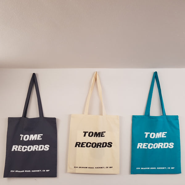 Tome Records Tote Bag