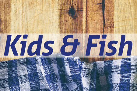 Fun ways to serve fish to your kids