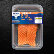 Salmon Portions