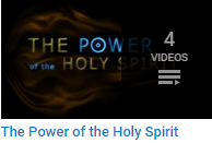 Power of the Holy Spirit