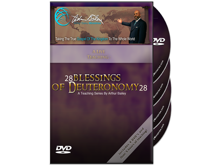 28 Blessings of Deuteronomy 28 (4 DVDs)
