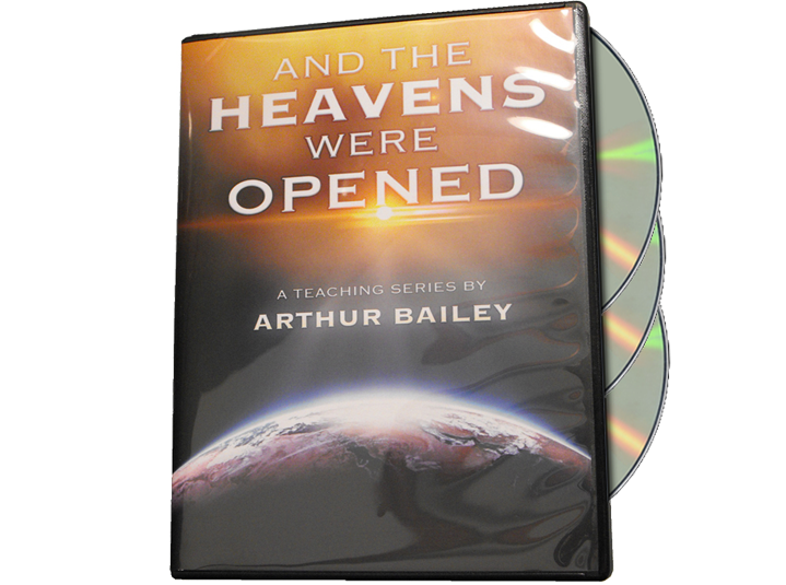 _And the Heavens Were Opened (DVD)