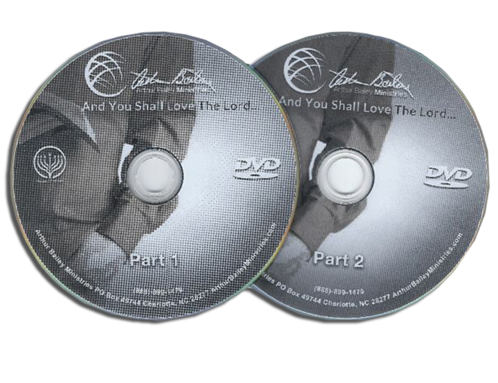 And You Shall Love The Lord – 2 DVDs