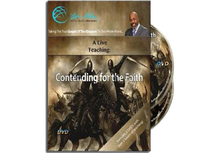 Contending for the Faith - 2 DVDs