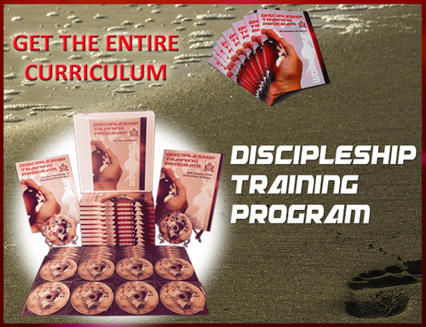 Discipleship 101 Entire 2-Year Program Curriculum