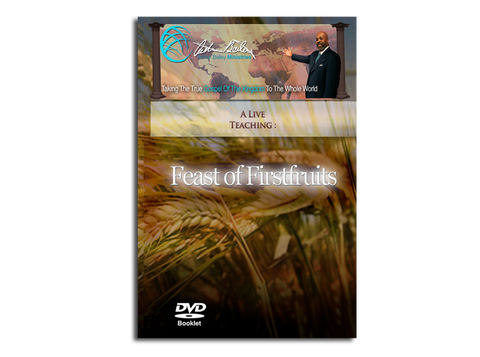 Feast of Firstfruits (BOOK)