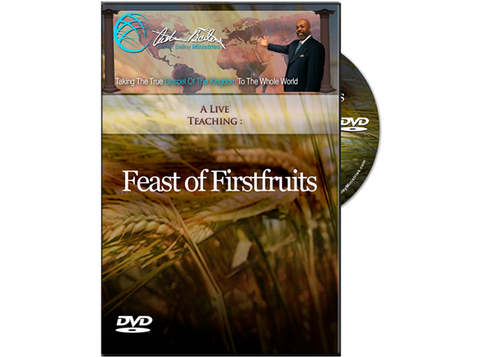 Feast of Firstfruits (DVD)