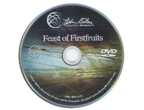 Feast of Firstfruits – 1 DVD